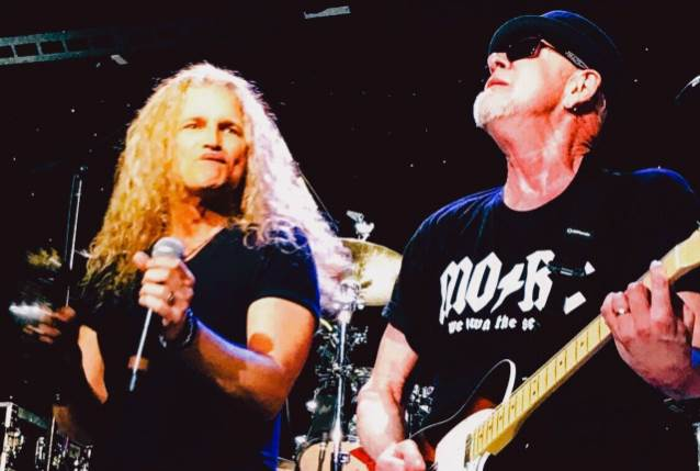 GREAT WHITE Parts Ways With Singer TERRY ILOUS, Replaces Him With MITCH MALLOY
