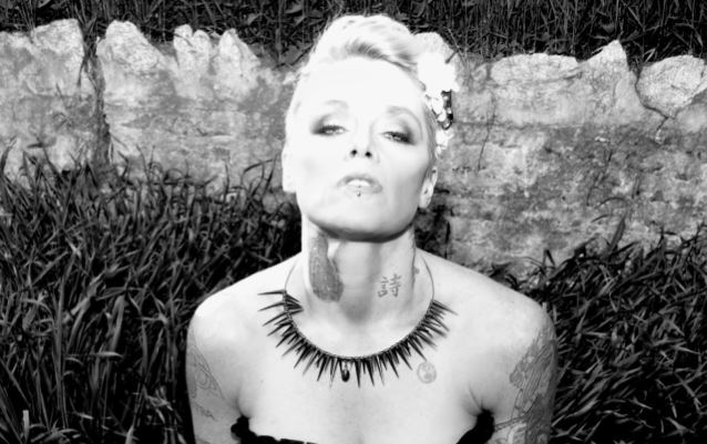 OTEP Signs With NAPALM RECORDS