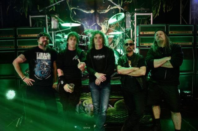 OVERKILL: Lyric Video For New Song 'Mean, Green, Killing Machine'