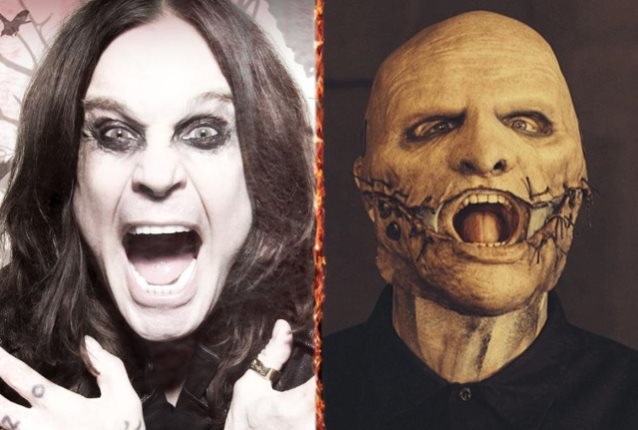 OZZY OSBOURNE And SLIPKNOT's COREY TAYLOR To Make 'Special Announcement' On Thursday