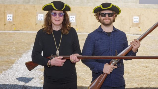 OZZY And JACK OSBOURNE's 'World Detour' Reality Show To Premiere On HISTORY In July