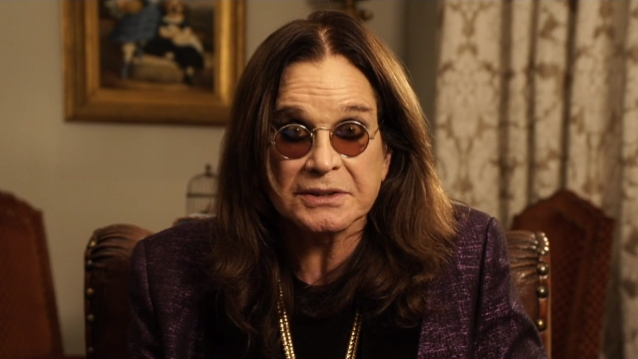 OZZY OSBOURNE Is A Genetic Mutant, DNA Researcher Claims