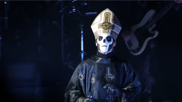 GHOST Announces Additional Headlining Dates During North American Tour With IRON MAIDEN