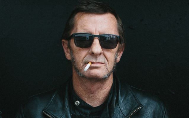 AC/DC Drummer PHIL RUDD Sentenced To Eight Months Of Home Detention