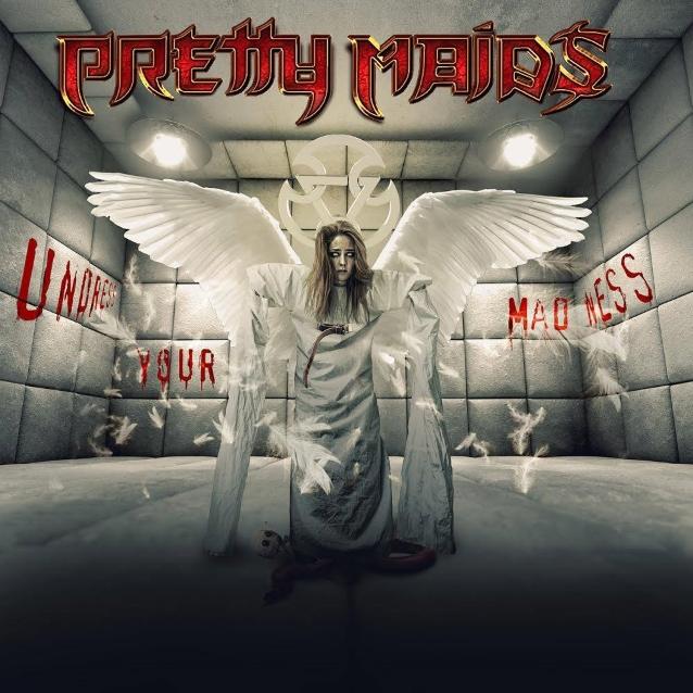 丹麥經典硬搖樂團 Pretty Maids 為新歌 Serpentine 推出官方影音 2