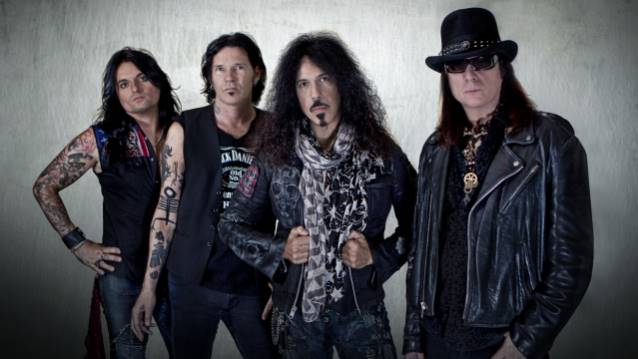 FRANKIE BANALI Says QUIET RIOT Likely Won't Release New Music Again