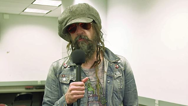 ROB ZOMBIE Confirms Voice Role In 'Guardians Of The Galaxy' Sequel