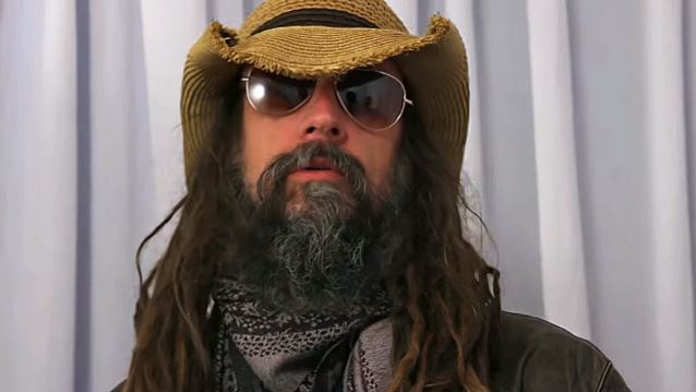 ROB ZOMBIE Signs With CAA
