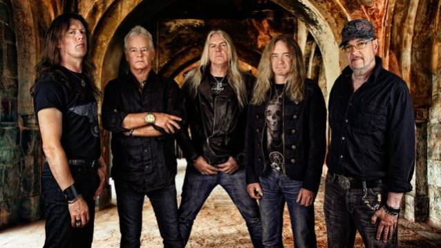 SAXON To Release 'Battering Ram' Album In The Fall