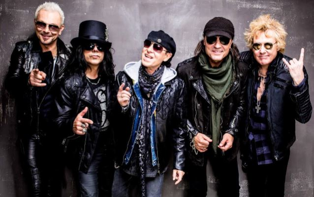 SCORPIONS Documentary 'Forever And A Day' Set For U.S. Theatrical Release