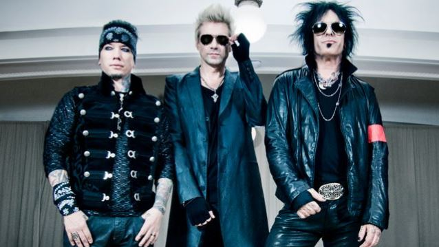 SIXX: A.M. To Release 'Rise' Single In March