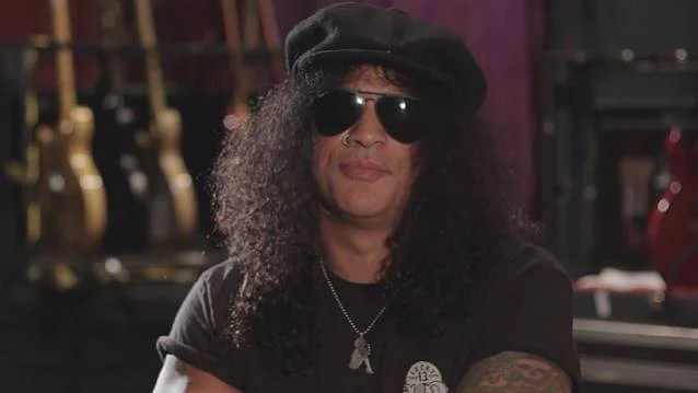 SLASH: 'Rock And Roll Definitely Needs A Movement'