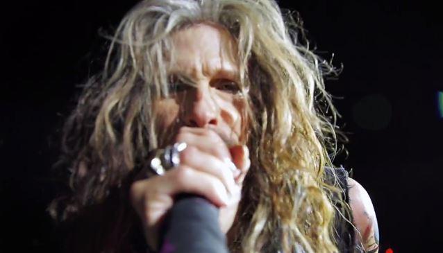 STEVEN TYLER Says AEROSMITH's 'Farewell' Tour Will Launch In 2017