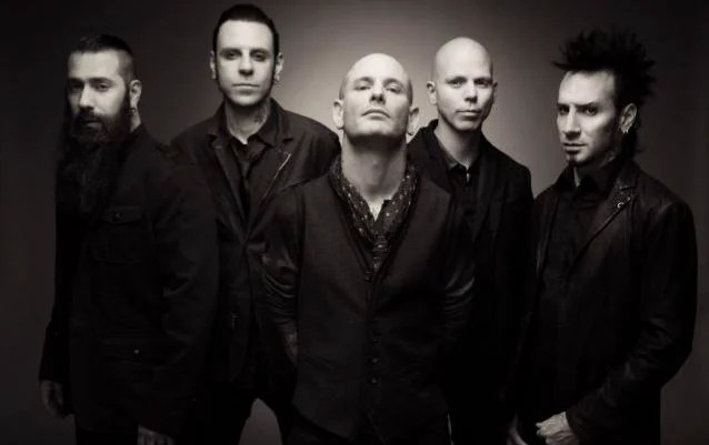 STONE SOUR's 'Straight Outta Burbank' EP To Be Released In October Or November