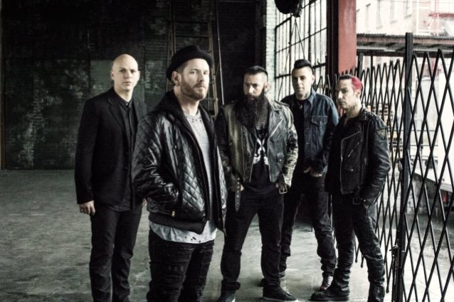 New STONE SOUR Music Coming In April