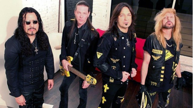 STRYPER Confirms New Album Title, Collaborates With SEVENDUST's CLINT LOWERY On New Song