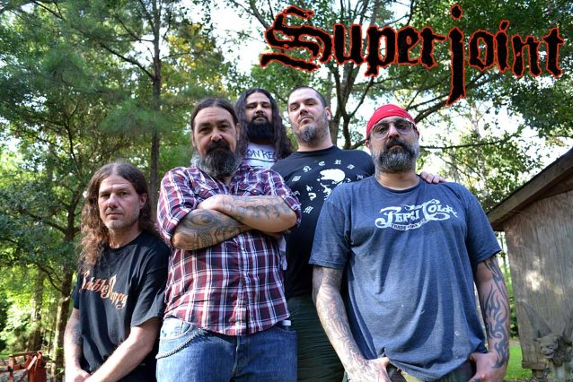 PHILIP ANSELMO's SUPERJOINT Reveals New Album Title