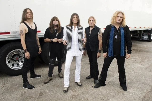 TESLA To Release 'Shock' Album In The Fall