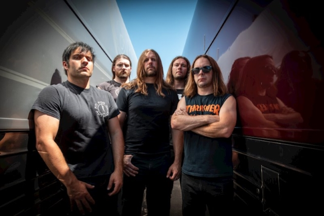 UNEARTH Releases Music Video For 'Sidewinder'