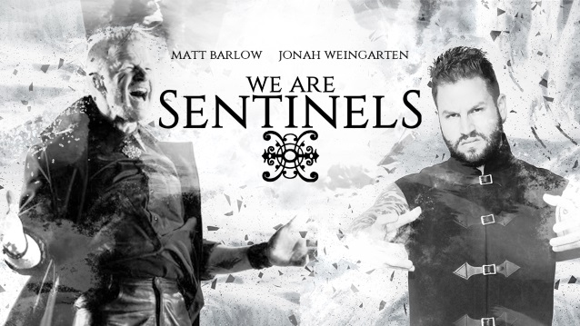 WE ARE SENTINELS Feat. Former ICED EARTH Singer MATT BARLOW: Debut Album Due In The Summer