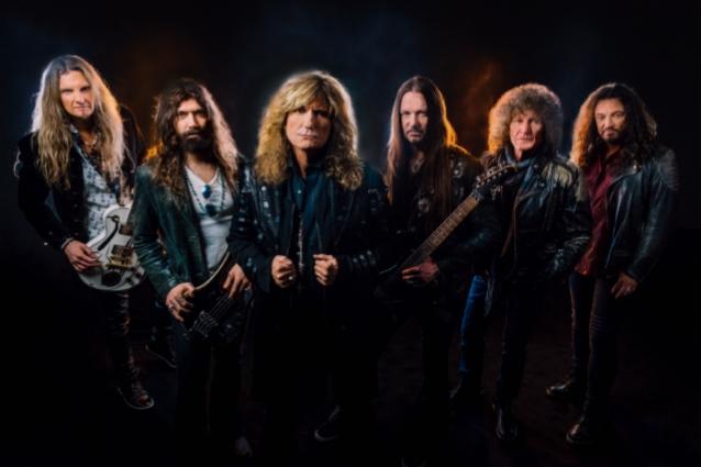 "傳奇搖滾樂團 白蛇 Whitesnake 新曲公布 ""Hey You…You Make Me Rock"""