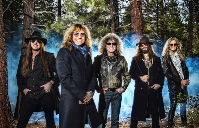 WHITESNAKE To Release 'Flesh & Blood' Album In May 2019