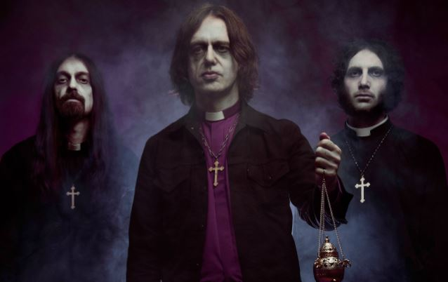 WITH THE DEAD Feat. CATHEDRAL, ELECTRIC WIZARD Members: 'Living With The Dead' Song Streaming
