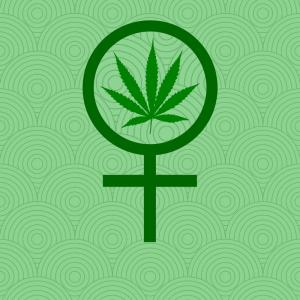 women weed blog