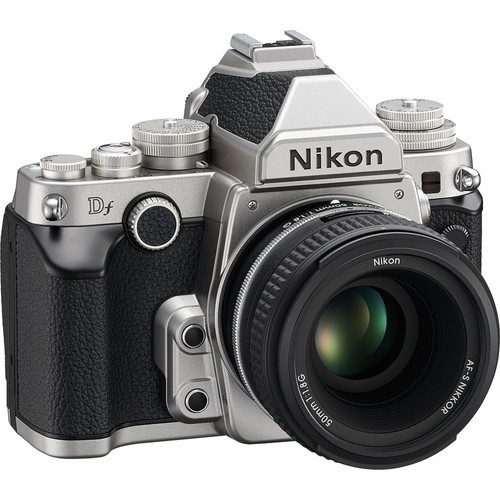NIKON Camera DSLR DF kit1 - Silver