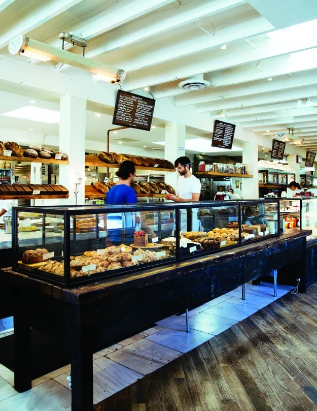 Fresh Market Bakery Menu