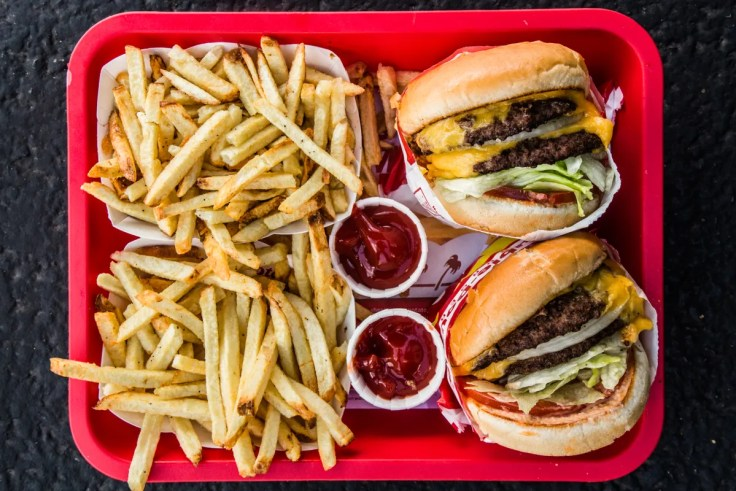 Image result for In N Out Burger
