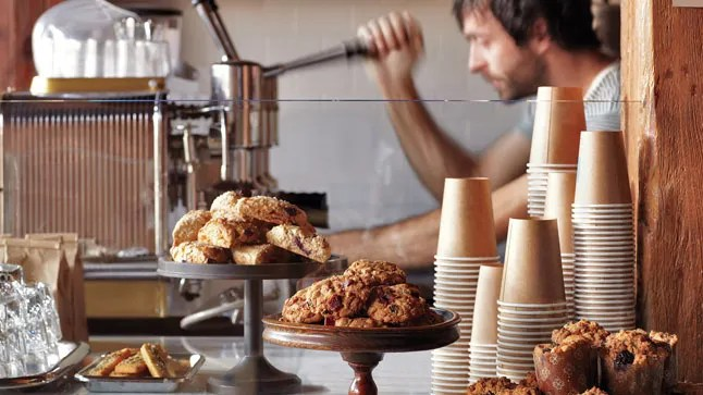 Best Coffee Bar Desserts In America Bon Appetit