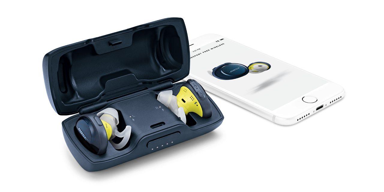 BOSE SoundSport Free Audifonos Inalambricos