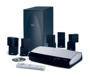 Lifestyle 28 DVD home entertainment system  Bose Product Support