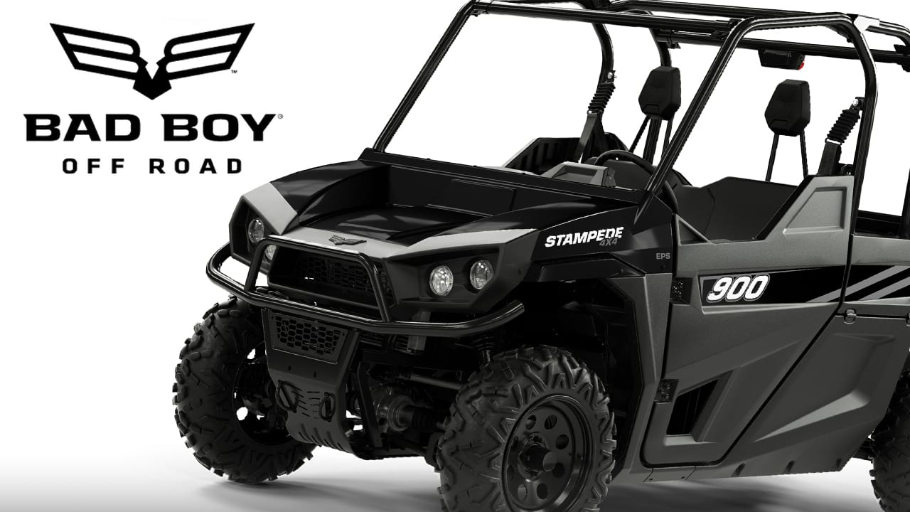 Bad Boy 174 Off Road Launches Stampede Sales Event