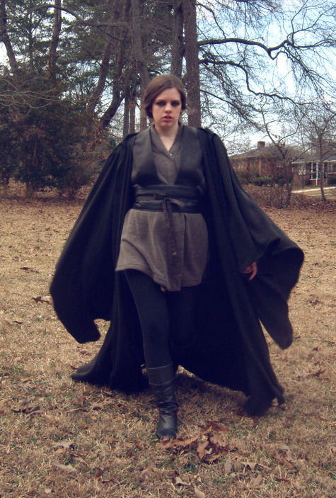 Cloak Sewing Pattern For A Star Wars