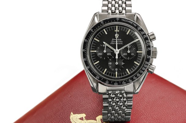 Omega Polar Speedmaster (Lot 205)
