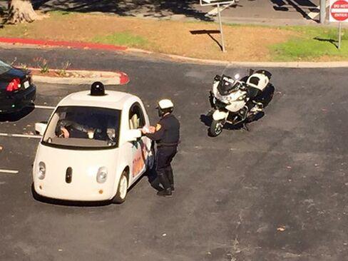 Google Self Driving Car Project