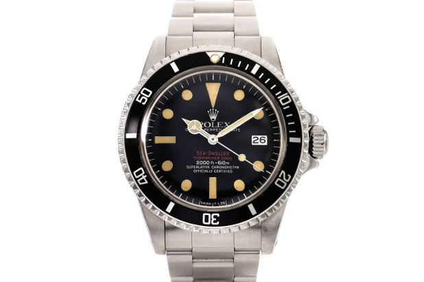 Rolex Double Red Sea-Dweller (Lot 144)