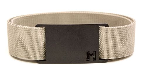 The standard buckle on the MagBelt is made of high-grade aluminum.
