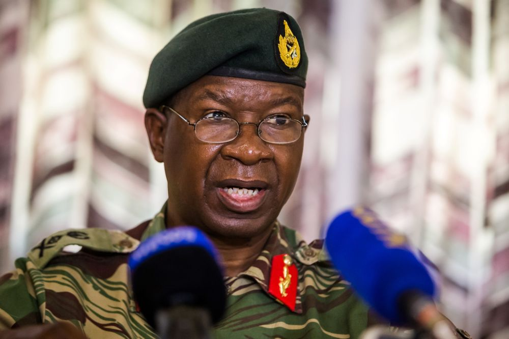 Zimbabwe Army Boss Is Said to Demand: Who Ordered Crackdown ...