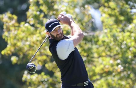 Dustin Johnson Out Of CJ Cup After Positive Coronavirus Test - Bloomberg