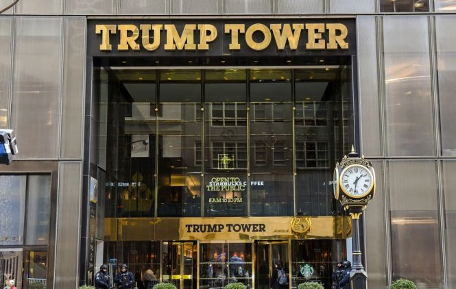 Trump Tower Has Al Bargains If You Can Get Past