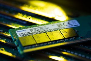 Samsung has begun the transition to a faster next-generation memory
