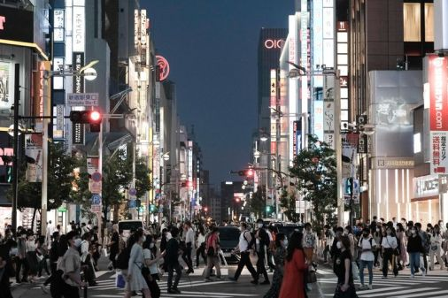 Weekend in Tokyo as City Enters Next Reopening Phase, Eyes Lifting All Restrictions