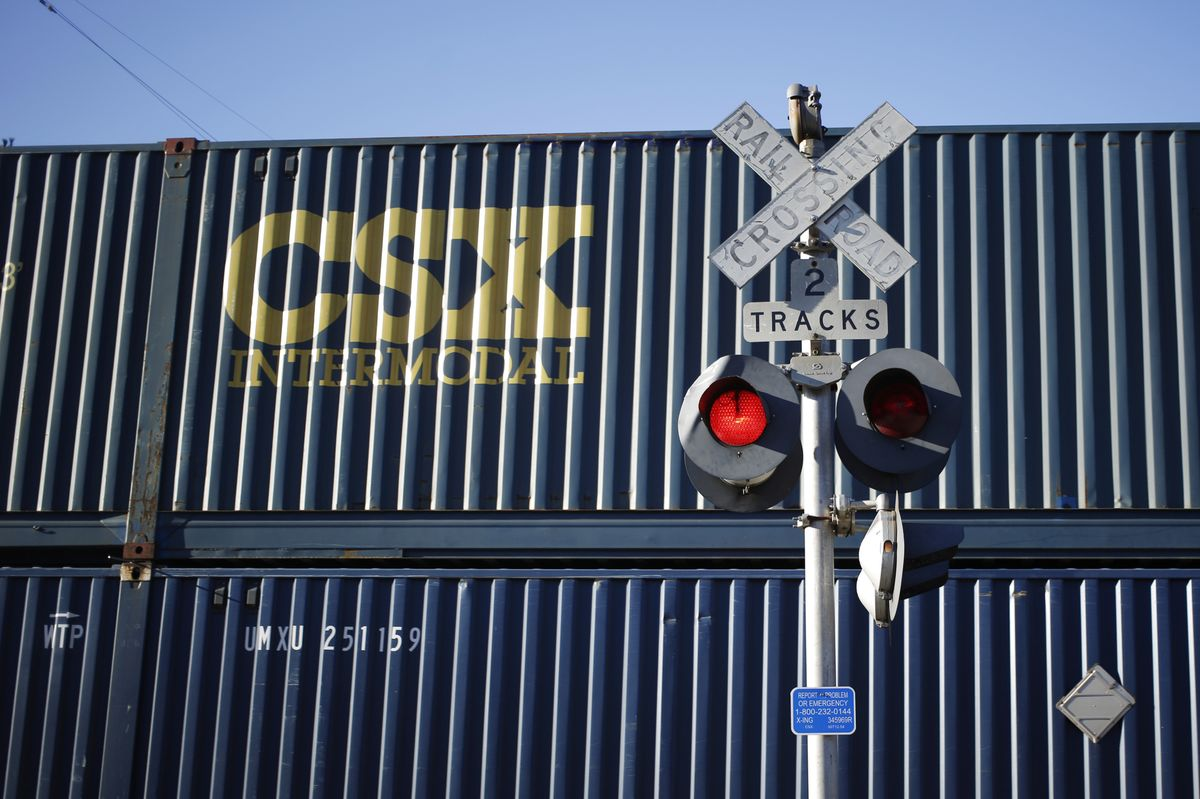 What Now, CSX?
