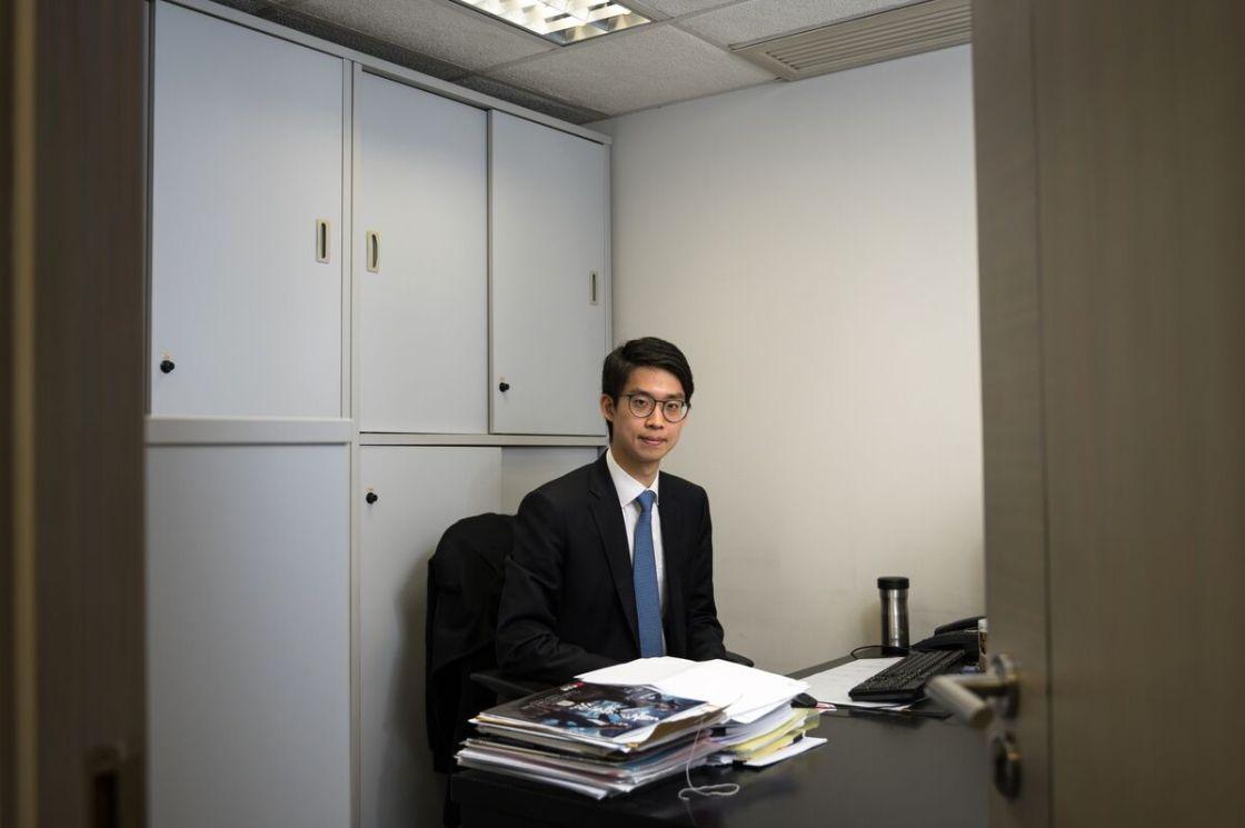 Centaline Group Vice Chairman Alex Shih Portraits