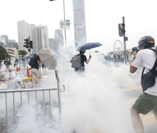 Relates To Lam Urges A Return To Order After Protests Hong Kong Update