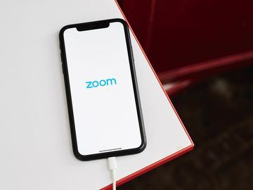 The logo for the Zoom Video Communications Inc. application.