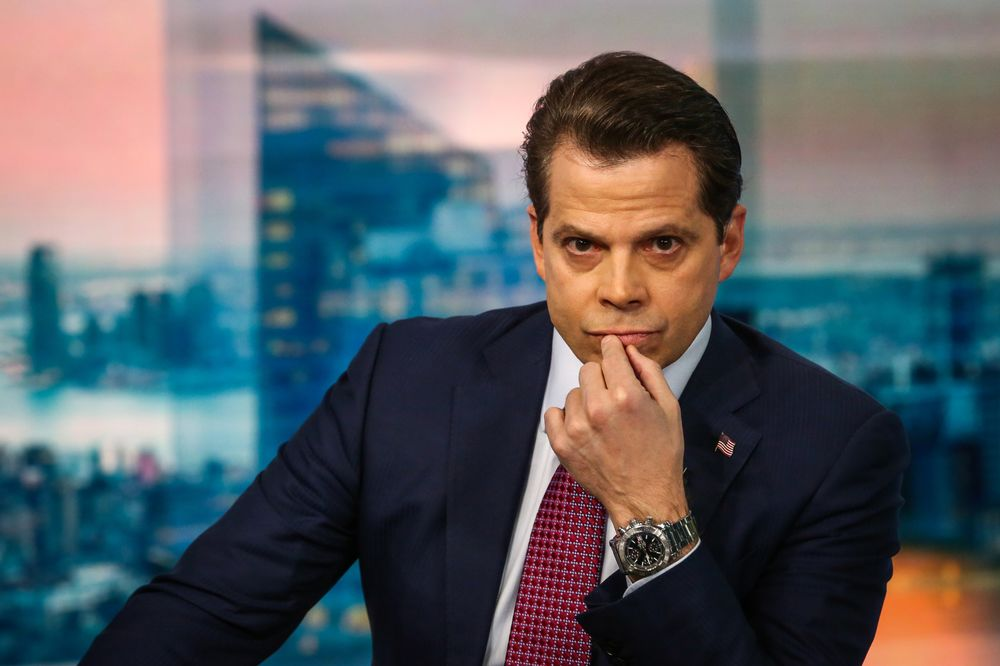 Anthony Scaramucci Plans to Announce Anti-Trump PAC in January - Bloomberg